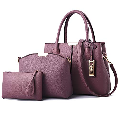 COCIFERPurses and Handbags for Women Shoulder Tote Bags Satchel Wallets