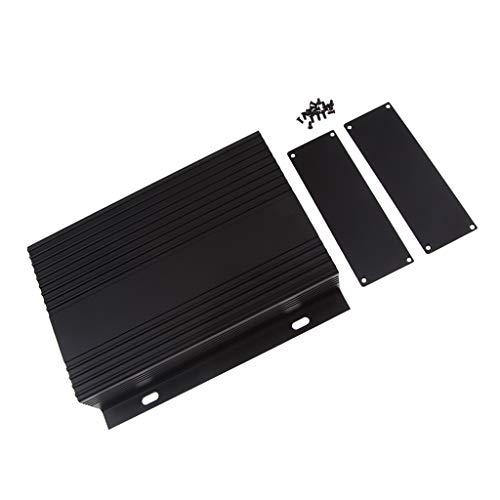 IPOTCH Caja de Instrumentos de Carcasa Protectora de Aluminio para Proyectos Caja Electrónica de Bricolaje