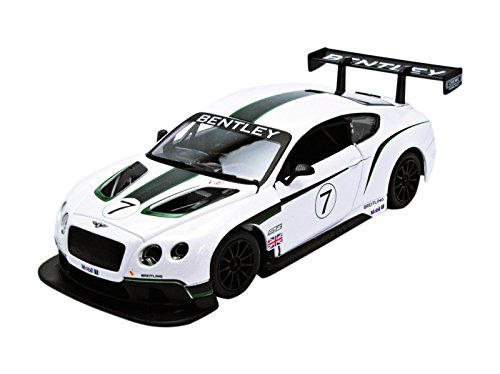 Bburago - 28008w - Bentley Continental Gt3 - 2012 - Echelle 1/24