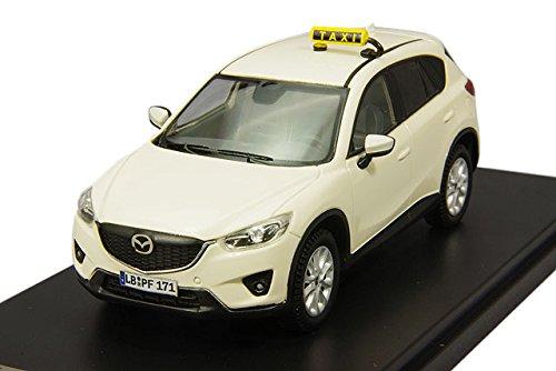 2012 Mazda CX-5 [PremiumX PRD357], Taxi, 1:43 Die Cast