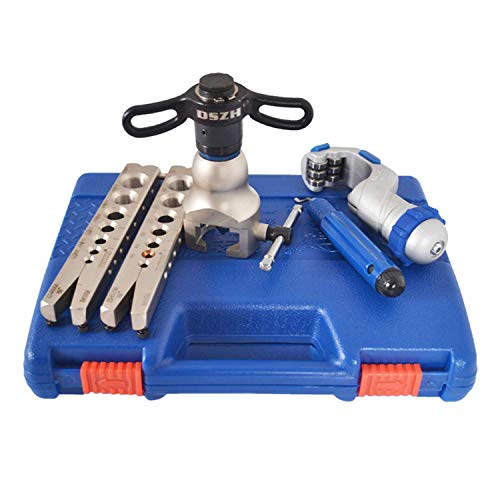 FEEE-ZC 45 Degree Flaring and Swaging Tool Kit for Refrigeration Soft Copper Tube