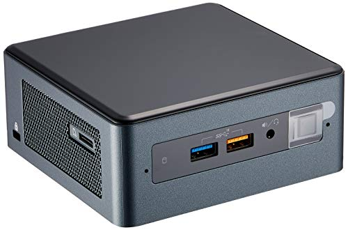 Barebone Intel NUC NUC8i7BEH (i7-8559U) ohne Netzkabel ohne OS