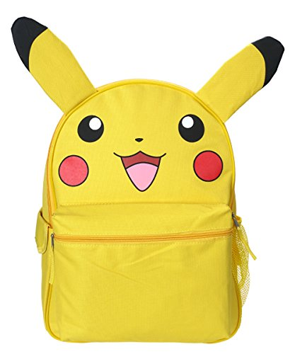 SmartKey Pokemon Rucksack in Pikachu Form