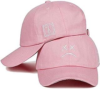 e1e32b39 Home Fashion DIY Sad Boys Adjustable Hat Crying Face Embroidery Baseball  Cap Dad Hat Hip Hop