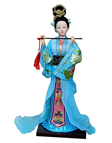 Blancho Chinois Style Artisanat Moderne Chine Ancienne beauté Dolls