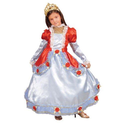 Dress Up America Ensemble de costume princesse de luxe de Venise