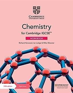 Cambridge IGCSE™ Chemistry Workbook with Digital Access (2 Years) (Cambridge International IGCSE)