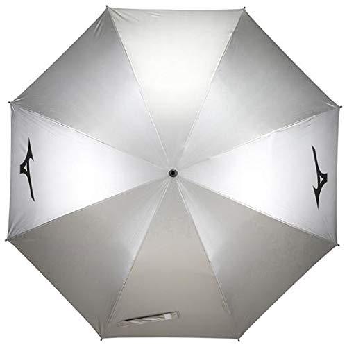 MIZUNO(ミズノ)ゴルフ銀パラソルユニセックス軽量約280g65cm×8本骨ユニセックスシルバー5LJY192200