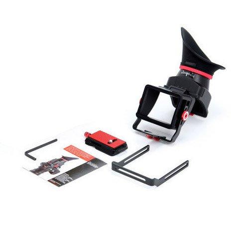 新しい写真とシネマPNC VF-4液晶ビューファインダー用延長ブラケットDVカメラ一眼レフ