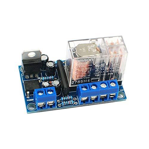 Protection Board Kits Verstärker Kofferraum Lautsprecher Anti-Schock Ircuit montiert DIY Zubehör Delay 200 W 12-24 V Mute UP1237 Dual Hannel (DIY Kit)