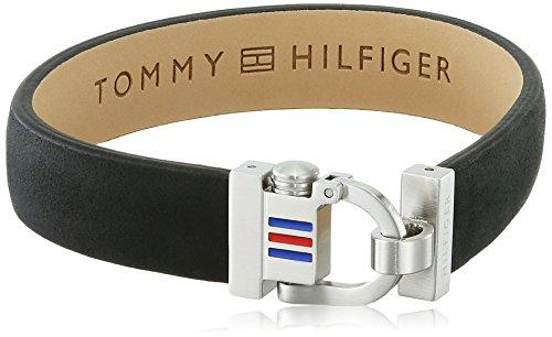 Tommy Hilfiger 2700767, Pulsera para Hombre, Acero Inoxidable