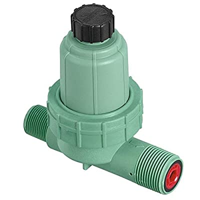 Orbit 5 Pack 2-in-1 Drip Irrigation Filter and 30 PSI Pressure Regulator - Micro-Irrigation Valve - Water Flow Reducer from Orbit