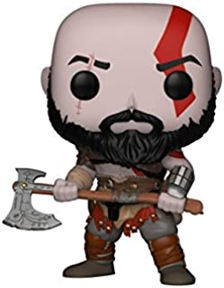 Figura coleccionable de Kratos de God of War, de la marca Funko