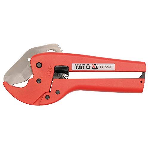 YATO YT-2231 - PVC de 42 mm cortatubos