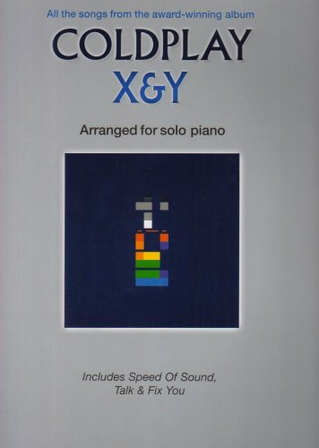 Coldplay X&Y (Piano) Pf: Songbook, Sammelband für Klavier (Arranged for Solo Piano)