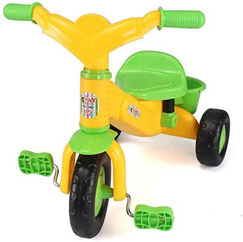 Pkfinrd Kinderen Walker, Twist Bike, Anti-Rollover Vouwen Walker voor Jongens en Meisjes 6-24 Maanden Peuter Baby Speelgoed