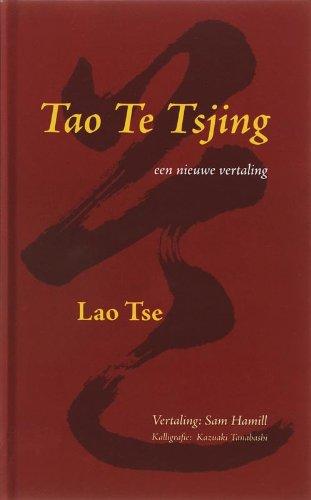 Tao Te Tsjing: een nieuwe vertaling
