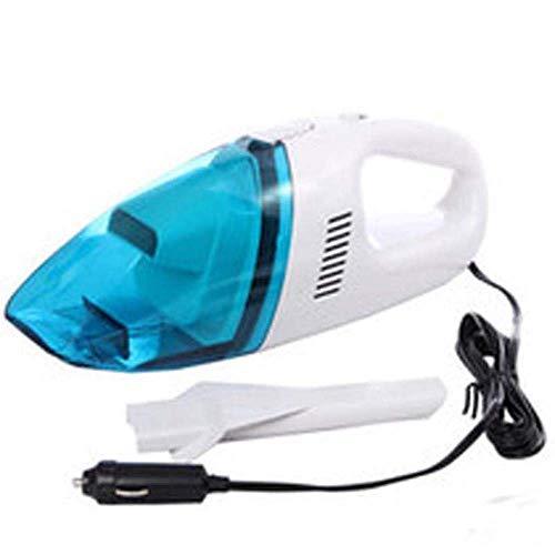 JF-Xuan Aspirador del coche del coche Aspirador con un potente aspirador de la energía del coche 12V húmedos y secos portátil