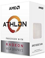 AMD Athlon 3000G Retail – (AM4/Dual Core/3.50GHz/5MB/35W/Vega 3) – YD3000C6FHBOX