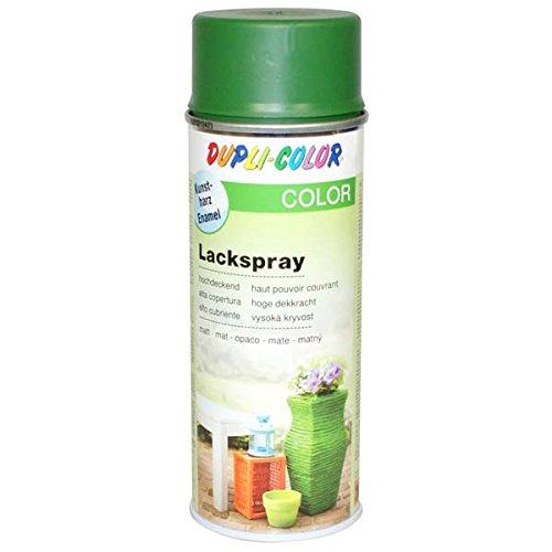 Dupli-Color 467042 Lackspray laubgrün matt 400 ml