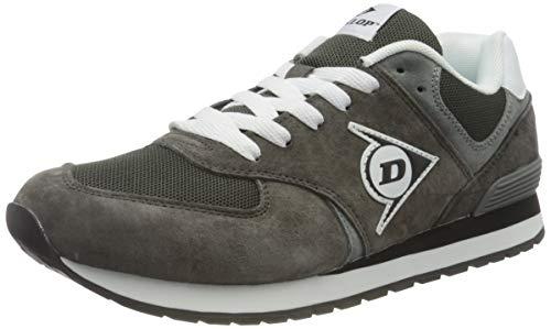 Dunlop DL0203004-45 Flying Wing Zapato de trabajo y ocupación, carbón, tamaño 45