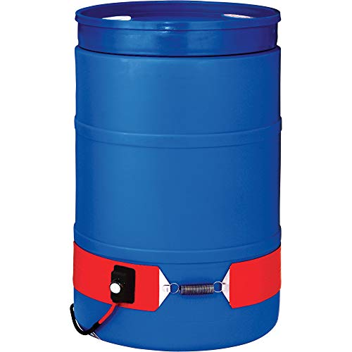 Lowest Price! BriskHeat Plastic Drum Heater - 30-Gallon, 250 Watt, 120 Volt, Model Number DPCS13
