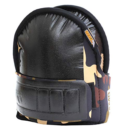 Troxell USA - SuperSoft Camo Kneepads (Large Size / Bagged in Pairs)