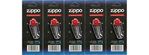 30piedras Zippo®–5paquetes, 6piedras en cada