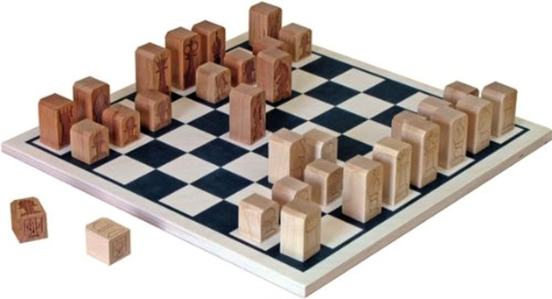 Maple Landmark 50316 Chess Basic Set