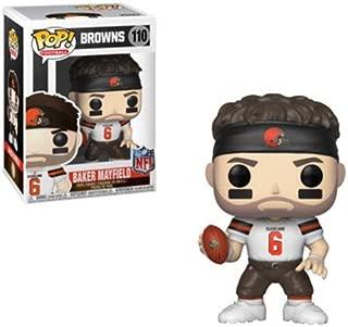Funko POP NFL: Browns Baker Mayfield Action Figure (New)
