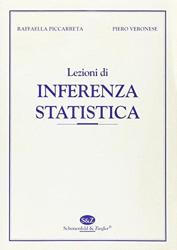 Lezioni di inferenza statistica