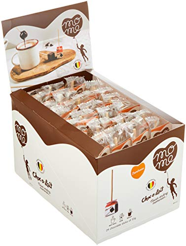 Choc-o-lait Trinkschokolade am Stiel - Cointreau 24 Sticks, 1er Pack (1 x 790 g)