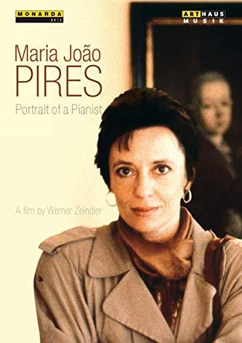 Maria João Pires - Portrait Of A Pianist [DVD] [Alemania]