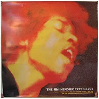 The Jimi Hendrix Experience Poster Electric Ladyland