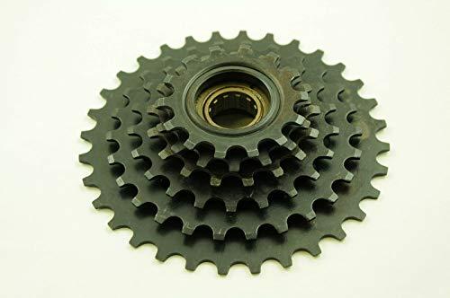 Hard to find Bike Parts VINTAGE RACING BIKES/MTB NON INDEX 6 SPD FREEWHEEL (SPROCKET CASSETTE) 14-32 NOS