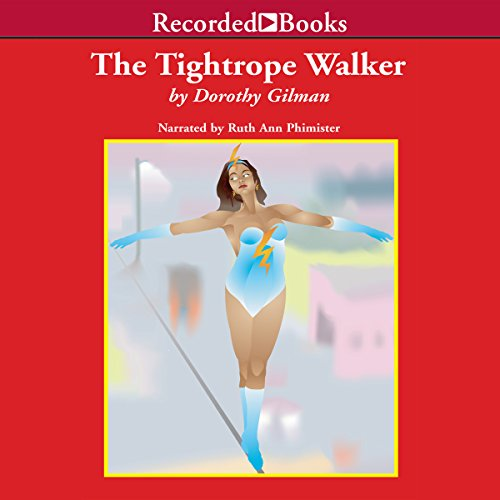 The Tightrope Walker audiobook cover art