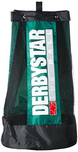 Derbystar Ballsack 10 Bälle, Für 10 Bälle, grün, 4522000400