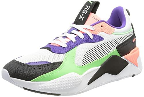PUMA 36981812, Cross Trainer Unisex-Adulto, Elektro Green, 40.5 EU