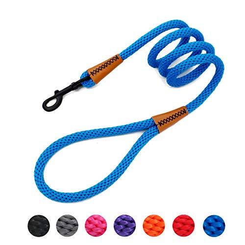 Lynxking Braided Dog Rope Leash