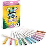 Crayola SuperTips - Punta in feltro lavabile