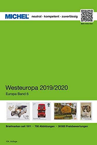 Westeuropa 2019/2020: Europa Teil 6 (MICHEL-Europa / EK)