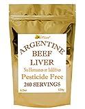 Beef Liver Powder Argentine Grass Fed 4.2 oz 240 Servings