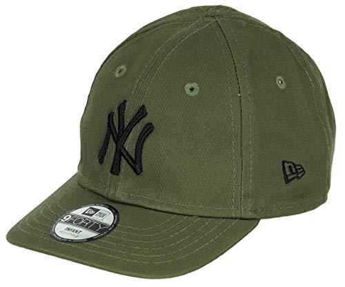 New Era New York Yankees Cap MLB Kinder Baby Kappe Verstellbar Baseball Cap Oliv - Infant