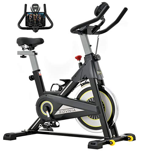 Sovnia Exercise Bike, Stationary...