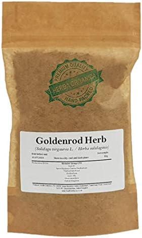 Vara De Oro Hierba / Solidago Virgaurea L / Goldenrod Herb # Herba Organica # Altabaca, Consuelda Sarracénica (100g): Amazon.es: Alimentación y bebidas