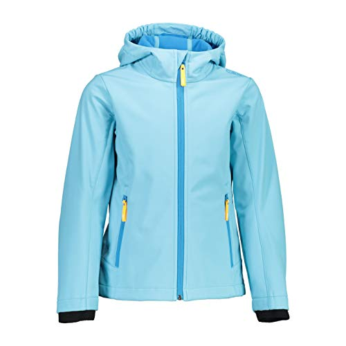 CMP Softshelljacke mit ClimaProtect-Technologie 7.000mm, Pool, 140, 3A29385N