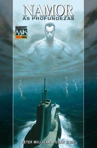 Marvel Collection. Namor. As Profundezas - Volume 3