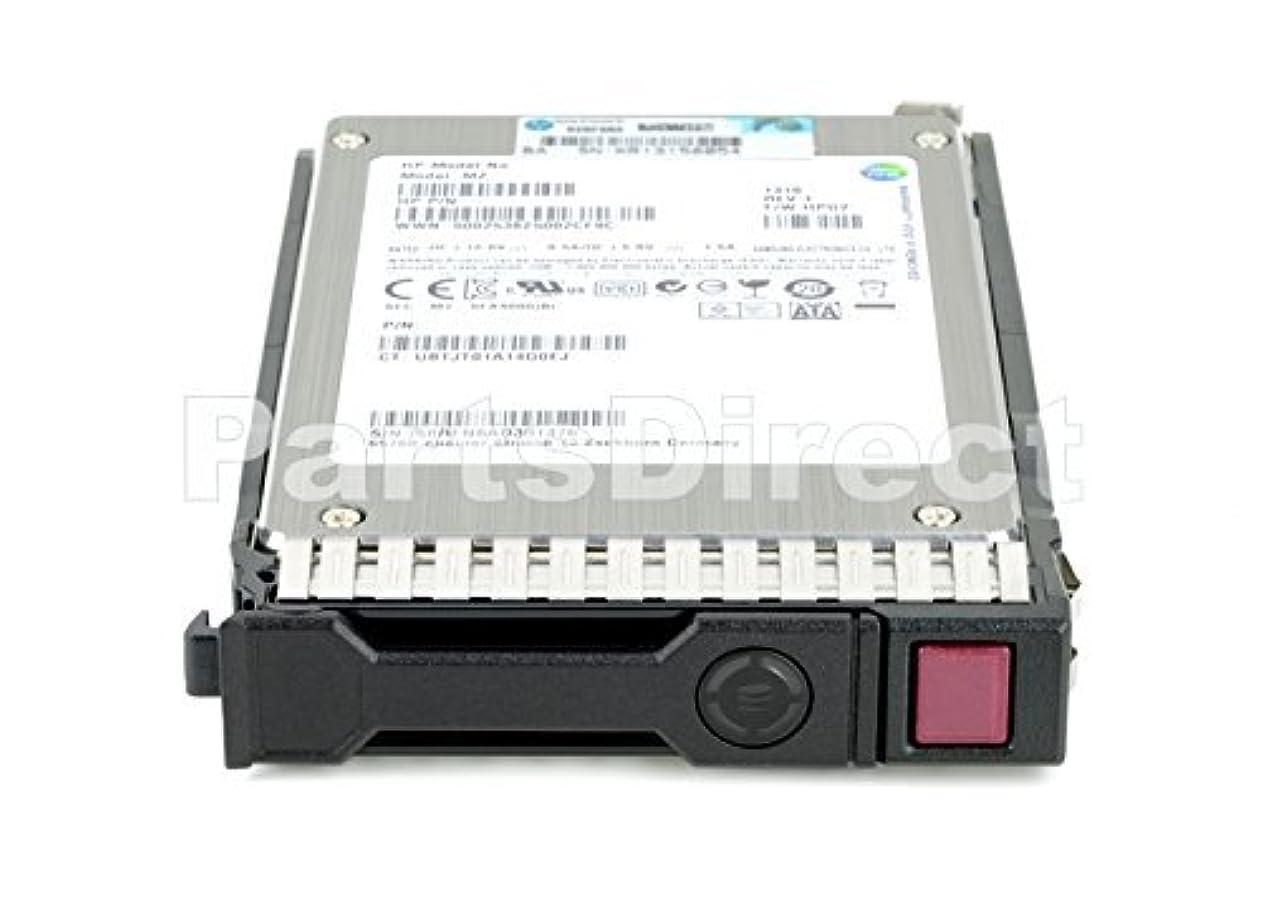フック王女プログレッシブ718139-001 HP G8 G9 800GB 6G 2.5 SATA VE SC EV SSD (認定整備済み)