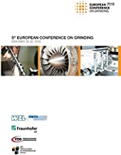 5th European Conference on Grinding (English)