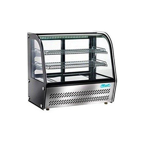 Fimel vetrina refrigerata Temperatura di Esercizio +2° +8° C Porte di Chiusura scorrevoli sul Retro Luce Interna a LED prodo
